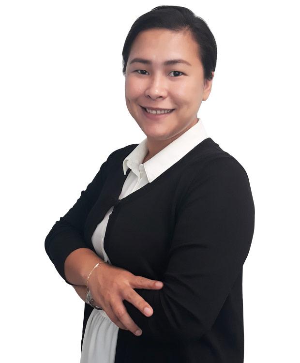 Bernadette Pabustan